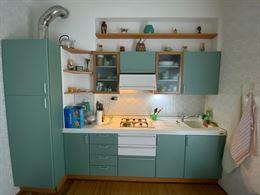 Cucina Salvarani completa di elettrodomestici