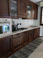 Cucina completa di forno e piano cottura