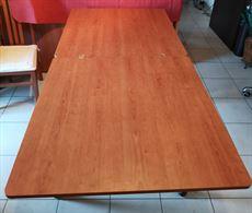 Tavolo con 6 sedie ciliegio