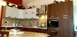Cucina componibile in rovere