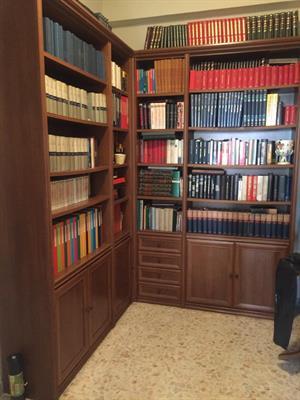 Libreria 2 pezzi da 175Lx2.30H composta