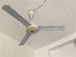 Ventilatore vortice a soffitto