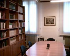Libreria cm. 280 lung. 260 alt. 34 prof