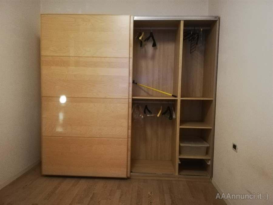 Armadio IKEA PAX, color legno - Bologna - Emilia Romagna