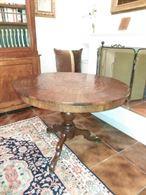 Tavolino Riolo Intarsiato