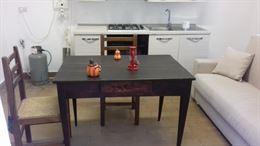 Vendita cucina-tavolo con sedie-divano letto-cassettiera