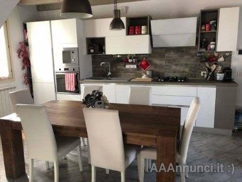 Cucina Lube - Brava, colore Bianco - Pavia - Lombardia