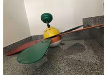 Ventilatore/Lampadario