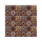 Gael - Patchwork di Piastrelle Messicane in Ceramica con ril