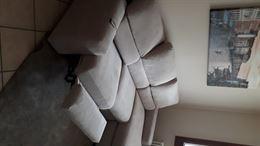 Divano poltrone sofà con seduta allungabile.color
