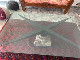 Tavolo - base in legno