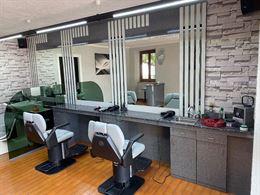 Arredamento negozio barbiere