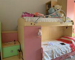 Camera da letto bambina