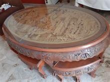Tavolino arte asiatica