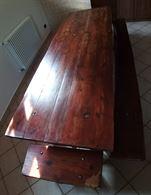 Tavolo rustico da taverna