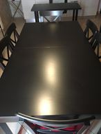 Tavolo e 6 sedie