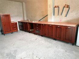 Cucina componibile lineare