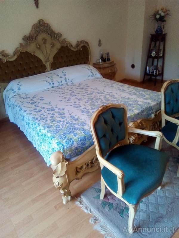 Camera da letto in stile veneziano - Verona - Veneto