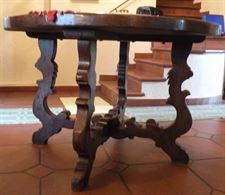 Tavolo legno di rovere