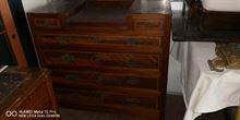 ta - Cassettiera in legno per cambio residenza