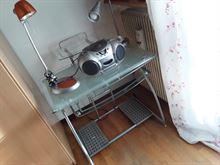 Tavolino porta computer fisso