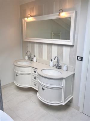 Mobile bagno doppio lavabo De Zotti
