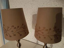 Lampade da tavolo - Abat jour