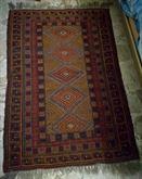 Coppia di tappeti orientali Kasmir Ex. con certificato