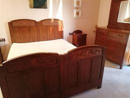 Camera da letto fatta a mano