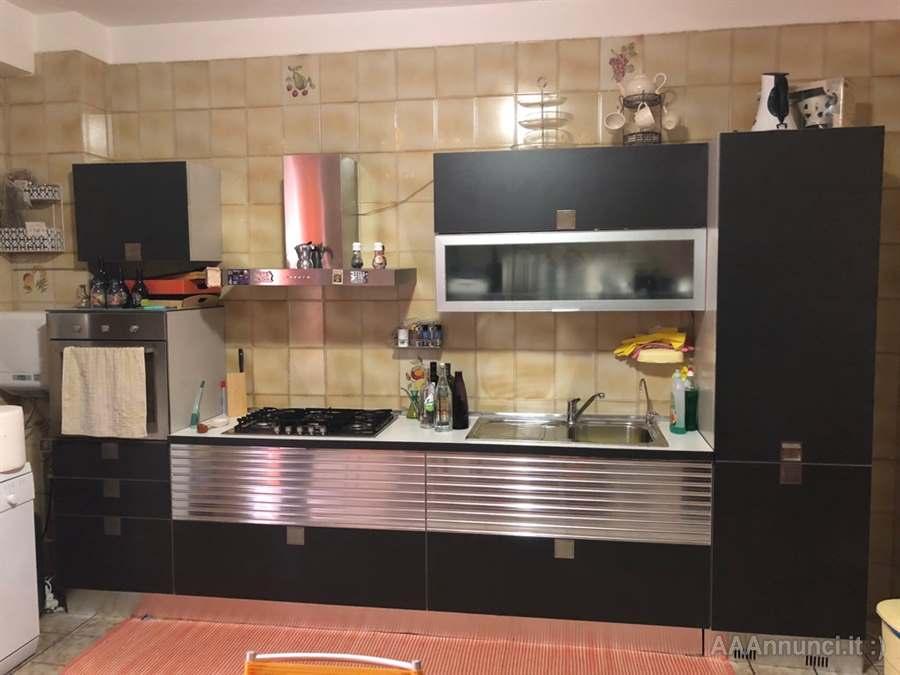 Cucina a Parete Miton + Parete Attrezzata - Siracusa - Sicilia