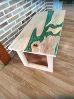 Tavolino da salotto ResinArt