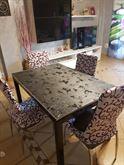 Soggiorno e tavolo