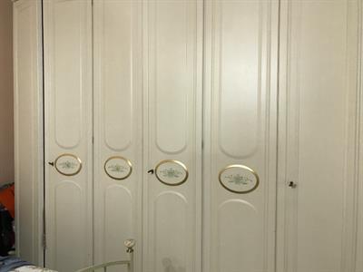 Camera da letto Super Completa in vero legno