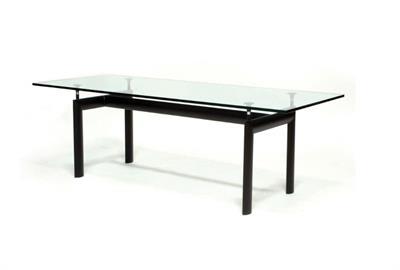 Riedizione tavolo lc6 le corbuiser nuovo